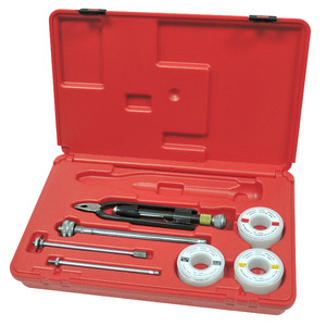 "109W: Safety Wiring Kit with 6"" 11W Plier Tool in Case"