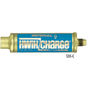 "1/4"" LOW SIDE  KWIK-CHARGER"