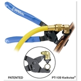 "KWIK-VISE Refrigerant Recovery Tool with 1/4"" Flare fitting"