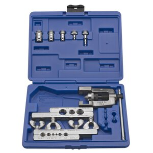 275-FS: 45° Flaring & Swaging Imperial Tool Kit for pipe & tube