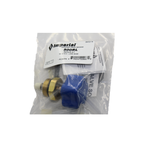 500-RL  Low Side Repair Kit for R-410A 500 Series Imperial Manifolds